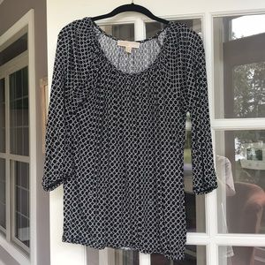 blouse from Michael kors